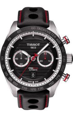 Tissot prs 516 Chronograph Automatic www.enriqueesteverelojeria.es