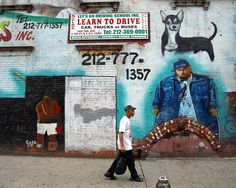Big Pun Graffiti Mural, Spanish Harlem, Manhattan, New York City | Flickr - Photo Sharing!