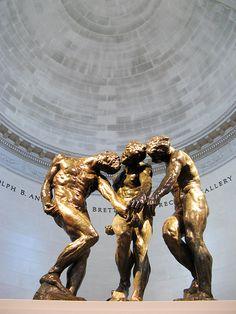 Rodin -Three Shades