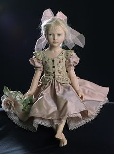 Sophie by French doll artist Heloise