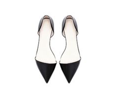 POINTED FLAT SHOE from Zara