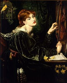 Veronica Veronese  Dante Gabriel Rossetti