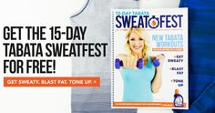 Sweatfest In-Content ad