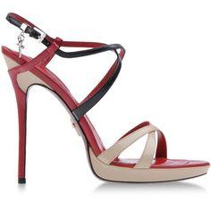 CESARE PACIOTTI Platform sandals