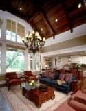 dream house would have high ceilings