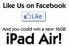 Check out The Island Packet's iPad Air Giveaway Contest from Hilton Head Island Packet - I just entered here!