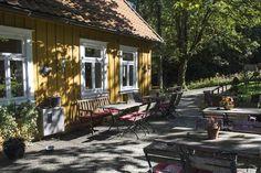 Polsterberger Hubhaus, a good lunch stop near Clausthal Zellerfeld