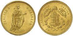 Franz Joseph I (1830-1916), Hungary, Ducat, 1868, KB. Holy Roman Empire, Lorraine, Hungary, Austria, Joseph, Coins, House, Coining, Haus