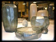 Vases Cubistic Guaxs - Maison & Objet 2013 : nos 20 coups de cœur - Elle