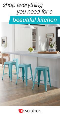 Bring the kitchen of your dreams to life at Overstock.com. Our extensive selection includes quality kitchen furniture and products at the lowest prices. Overstock.com -- All things home. All for less.