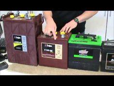 ▶ Battery - Solar Battery Options - YouTube