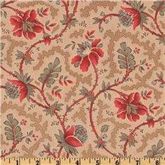 Historical Fabrics -         Litttle Bits Clothing Company