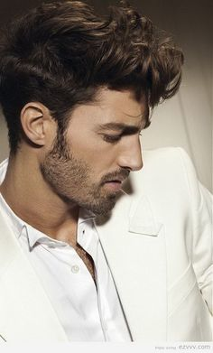 New Curly Hairstyles for Men