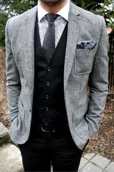#MensFashion #Suit Por lawanda