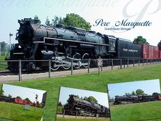 Pere Marquette in Grand Haven Michigan