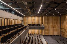 Auditorio del Conservatorio de Canto Coral Bondy & Radio France,© 11h45