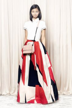 Spring 2014 Ready-to-Wear Alice + Olivia