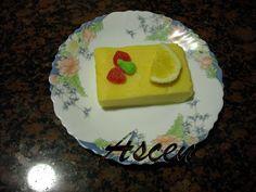 Tarta de limón Eggs, Pudding, Breakfast, Tableware, Desserts, Food, Pies, Morning Coffee, Tailgate Desserts