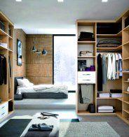 Une chambre cosy avec dressing intégré | Dressing und Marie Claire