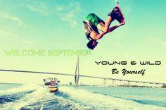 #Welcome #September