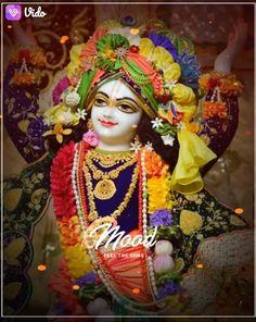 Krishna Gif, Radha Krishna Songs, Radha Krishna Pictures, Lord Krishna Images, Radha Krishna Love, Krishna Quotes, Radhe Krishna, Little Krishna, Baby Krishna