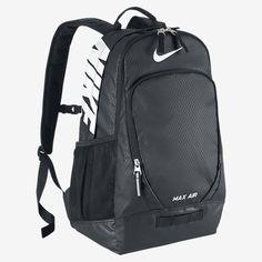 49ee60a1 Nike Team Max Air (Large) Training Backpack. Nike.com Cute Backpacks,