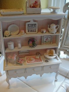 The bakery hutch