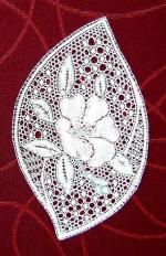 Foto Bobbin Lace Patterns, Lacemaking, Lace Flowers, Zentangle, Shapes, Gallery, How To Make, Crafts, Handmade