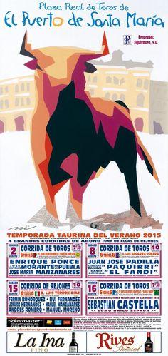 Temporada Taurina de Verano en El Puerto