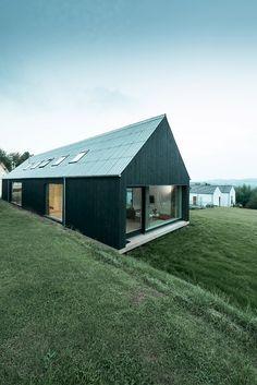 Bayer & Strobel Architekten | Wohnhaus in Ottweiler