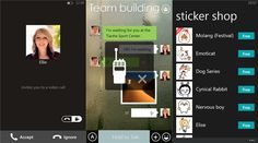 WeChat application update for Windows Phone devices   WeChat update is available for the most popular cross-platform messaging application for Windows Phone devices, which allow you to text message, voice messages and video calls free of conduct - 5.1.0.0.