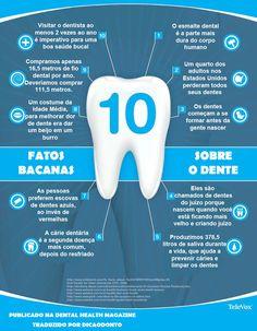 10 curriosidades sobre os dentes 2013