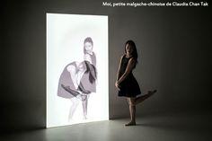 Dfdanse - Un solo autobiographique -Moi, petite malgache-chinoise de Claudia Chan Tak