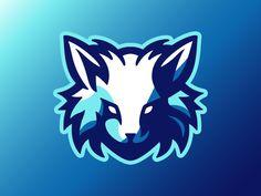 Arctic Fox Mascot Logo by Richard McMasters on Dribbble Overwatch Tattoo, Sports Team Logos, Sports Art, Fox Logo, Game Logo Design, Fox Illustration, Mascot Design, Photo Logo, Anime