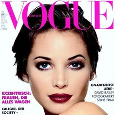 2018/03/03 07:55:45 Christy Turlington for Vogue Germany cover, March 1995  #christyturlington #vogue #voguegermany #march #1995 #supermodel #supermodels #90ssupermodel #90ssupermodels #90s #1990s