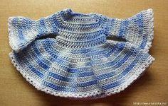 Amigurumi Baby Making 27 - Crochet Clothing 2019 - 2020 Crochet Doll Pattern, Crochet Toys Patterns, Crochet Dolls, Crochet Baby, Knitting Patterns, Baby Toys, Childrens Crochet Hats, Crochet Doll Clothes, Amigurumi Doll