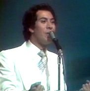 """Song No. 7 - Spain - José Vélez - """"Bailemos uns vals"""""""