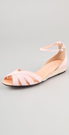 summer sandal.