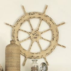 I need a wheel for the river house!  :) Like this!!!
