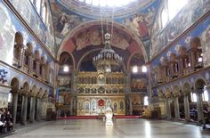 SIBIU is one of the most important cultural centres of Romania and along with the city of Luxembourg, it was designated a European Capital of Culture for the year 2007 Orthodox Cathedral, Sibiu