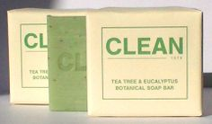 Tea Tree & Eucalyptus Botanical Soap Bar (3 bar pack)