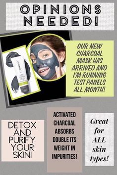 I am looking for opinions on the new Mary Kay charcoal mask!! Text me if you are interested in obtaining a free sample!! Brittany Palmer 513-335-1597