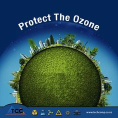 The hole in the #OzoneLayer in NZ has improved the most in the past 3decades. Avoid the use of CFC, HCFC #OzoneDepleting substances.