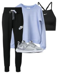 """""""Untitled #172"""" by lhnlila on Polyvore featuring NIKE"""