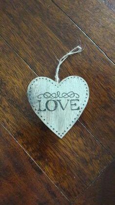 LOVE#houtbranden