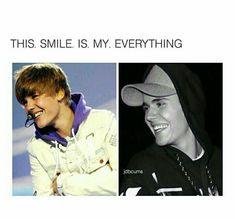 U smile, I smile ...