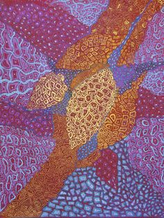 Original Abstract Painting by Lara Lind Acrylic Painting On Paper, Paper Art, Original Paintings, Original Art, Ballpoint Pen, Buy Art, Saatchi Art, Cyan Blue, Blue Yellow