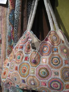 A Sophie Digard bag, featuring her tiny motifs.