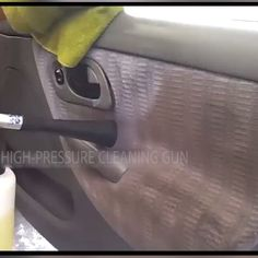 Take on the most difficult detailing jobs with ease! The cone-shaped nozzle and vibrating tip create a tornado cleaning action that shreds through dirt and cleans hard and soft surfaces like never before! Dirt, grease, and grime instantly release from fabrics, carpet, and solid surfaces fast & easy or your money back!