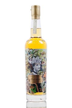 Compass Box are celebrating their 15th birthday! And to mark this very special anniversary, John Glaser & his team have created this wonderful new bottling of blended grain Scotch whisky, Quindecimus. This very special limited edition release has been created in homage to Hedonism, which was their first release, created 15 years ago.